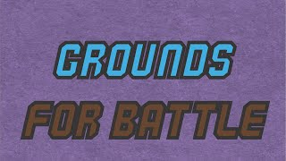 Grounds For Battle – A MA/NH Combo video featuring many of New England's best!