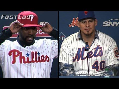 Video: 12/18/18 MLB.com FastCast: Trio's intros on new teams