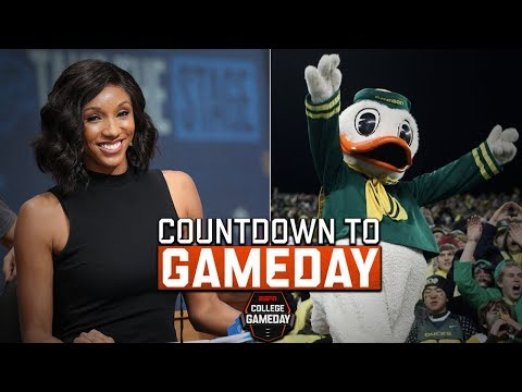 Video: Oregon vs. Auburn Week 1 preview | Countdown to GameDay