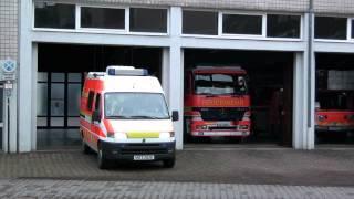 Video Löschzug BF Mainz Feuerwache 2 MP3, 3GP, MP4, WEBM, AVI, FLV Juni 2017