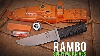 Nonton Rambo Survival Knives Film Subtitle Indonesia Streaming Movie Download