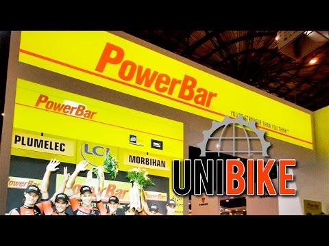 UNIBIKE 2016 - Novedades PowerBar con BikeZona