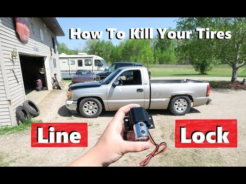 Installing Line Lock on the Skreet Truck