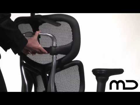 Ergonomic 2020 Posture Management Office Chair – from Milan Direct UK