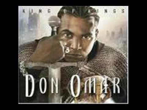 Video de Dile (remix Cortes) de Don Omar
