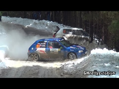 SNOW in APRIL - Remember Lavanttal Rallye 2013! - GHrallyemotion