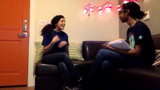 Addis' Interview Of Kat (part1)