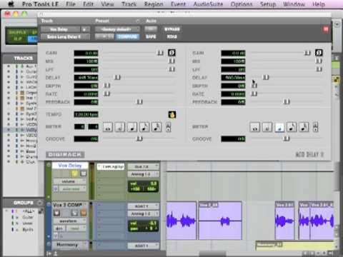 Vocal Processing (Part 2 of 2) – TheRecordingRevolution.com