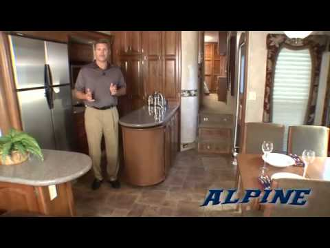 Keystone RV thumbnail for Video: Keystone Alpine Interior Walk Around Product Tour Video