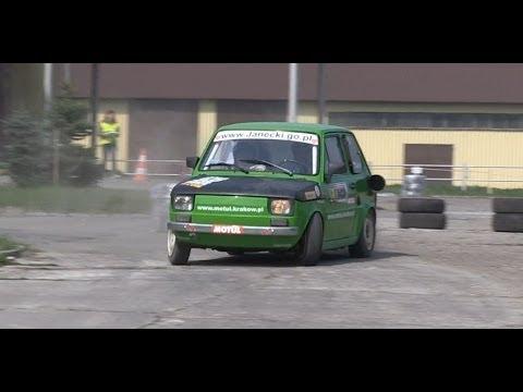 WRT EXTREME CUP | Janecki / Kozień | Fiat 126 PROTO [MotoRecords