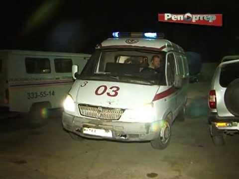 Самарские спасатели эвакуировали с правого берега Волги ребенка с тяжелыми ожогами (видео)