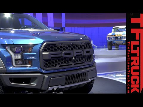 2017 Ford Raptor Off-Road Pickup: Almost Everything You Ever Wanted to Know