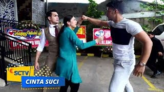 Video HEBOOOHH!! Marcel Bikin Onar di Acara Pernikahan Adit dan Monica | Cinta Suci - Episode 277 dan 278 MP3, 3GP, MP4, WEBM, AVI, FLV September 2019