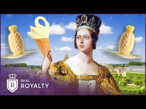 The Diaries of a 13 Year Old Queen Victoria | Royal Upstairs Downstairs | Real Royalty