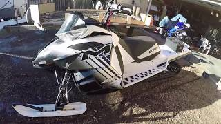 8. The NEW(ish) Snowmobile | M-Limited