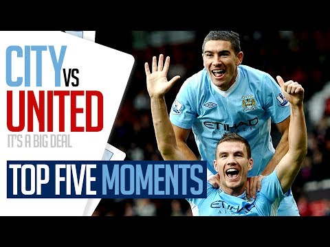 Video: DENIS LAW or BALOTELLI? | TOP 5 DERBY DAY MOMENTS