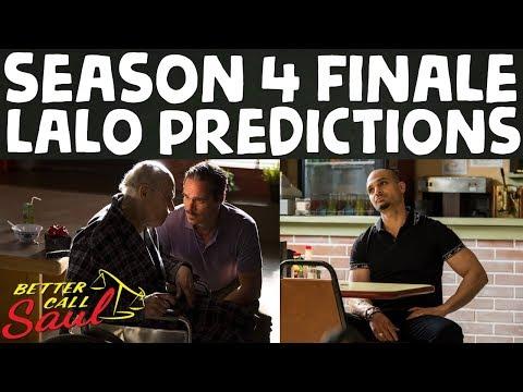 Better Call Saul Season 4 Lalo Breakdown & Predictions! (Ep.408 - 410)