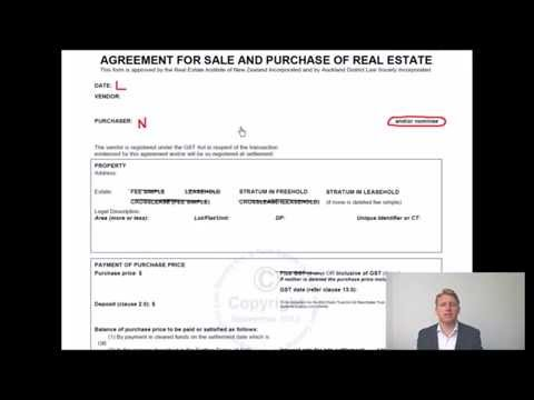 Putting in an Offer: Understanding the Sale and Purchase Agreement (Part 1)