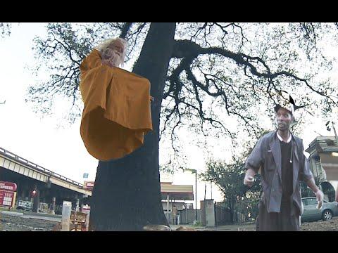 Levitating In Da Hood - Shamanic Levitation With Special Head
