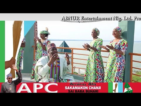 Ado gwanja x Adam A zango x Aminu Ala (SAKAMOKON CANJIN BUHARI) sabuwar wakar Manyan Mawaka sukayi