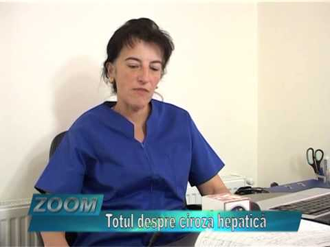 (P) Rubrica medicală – Policlinica Medis – Ciroza hepatică
