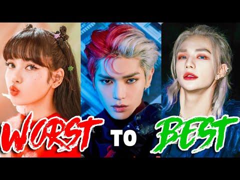LEAST to BEST RAPS in KPOP of 2020! - Best Rap parts in kpop songs of 2020