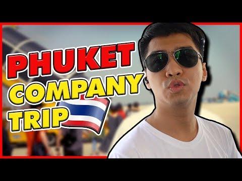PEWPEW CÙNG CÔNG TY THUÊ CẢ CHIẾC MÁY BAY DU LỊCH TẠI PHUKET (THAILAND) ?? | Daily Vlog 60 - Thời lượng: 13 phút.