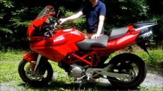 10. Ducati Multistrada 620 with Termignoni Slip On Sound