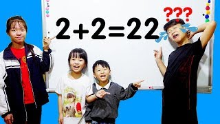 Video Hunter Kids Go To School Count Numbers and Learn Math   Learn Colors Classroom Funny Nursery Rhymes MP3, 3GP, MP4, WEBM, AVI, FLV April 2019