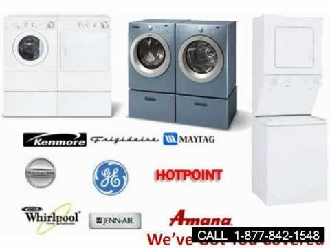Lincoln Washing Machine Repair CALL  1-877-842-1548