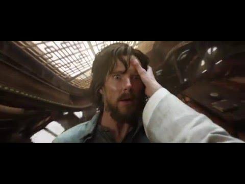Preview Trailer Doctor Strange, primo trailer italiano