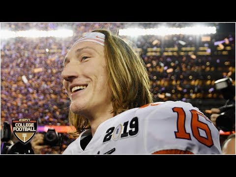 Clemson routs Alabama for 2nd CFP National Championship in 3 years  College Football Highlights
