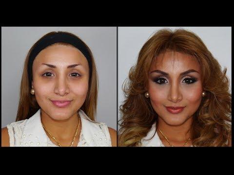 Tutorial Maquillaje para concurso de Belleza