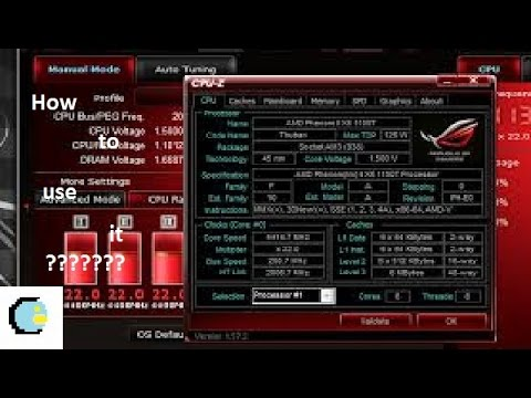 What is CPU-Z How to use it