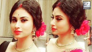 Check out Mouni Roy's bengali look fom Akshay Kumar's Gold in this video.For more EXCLUSIVE: https://goo.gl/P36VraCatch up on all the drama of your favorite TV shows, subscribe now: http://bit.ly/LehrenSmallScreenLog On To Our Official Website : http://www.lehren.comFacebook : https://bit.ly/LehrenFacebookTwitter: https://bit.ly/LehrenTwitter