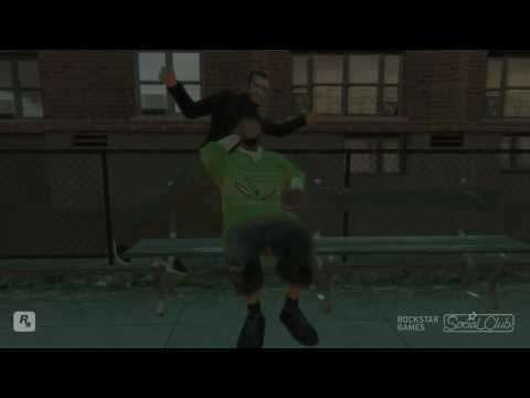GTA 4 Outtakes: Niko's cinematic bloopers!