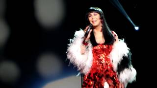 Cher - Sonny&Cher Medley - Live In Montreal, April 25, 2014
