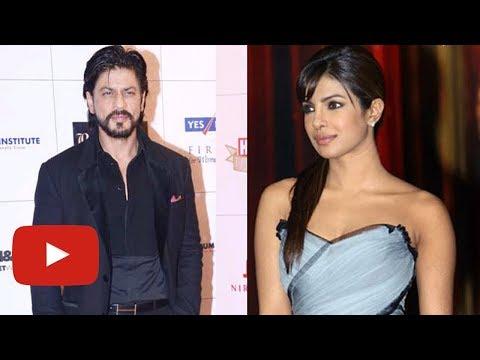 Priyanka Chopra Leaves A Film Because Of Shahrukh
