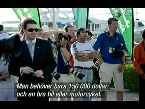 middle east - Documentary about some of the richest people of the middle east and how they live. Discovery Channel.