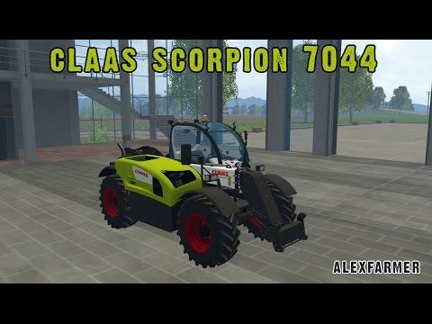 Claas Scorpion 7044 v1.0