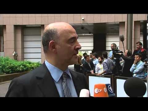 Δήλωση του Ευρωπαίου επιτρόπου Πιερ Μοσκοβισί