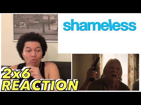 "Shameless Reaction Season 2 Episode 6  ""Can I Have A Mother"" 2x6 REACTION!!!"