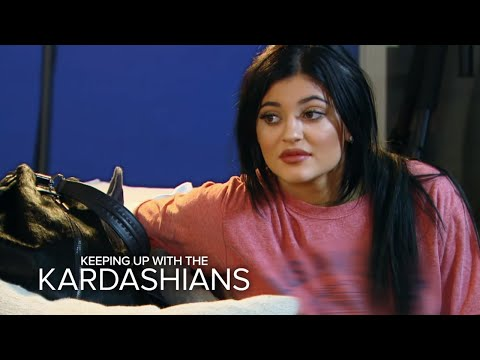 KUWTK | Kylie Has Not Spoken to Kris in Weeks! | E!