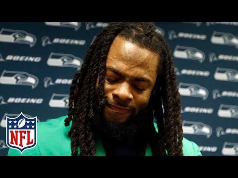 Video: Richard Sherman's Emotional Press Conference After Injury vs. Cardinals (Week 10) | NFL