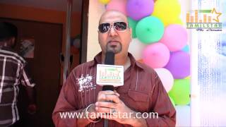 Music Director Mansoor Singh at Maindhan Audio Launch