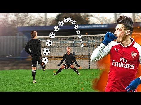 Mesut Özil vs freekickerz ⚽ 1vs1 Fußball Challenge - Thời lượng: 3 phút, 53 giây.