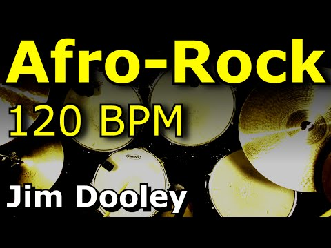 Drum Loops – African (ish) Tom Drum Beat Backing Track 120 BPM DooleyDrums.com