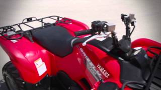 7. 2013 Yamaha Grizzly 700 ATV Test Ride