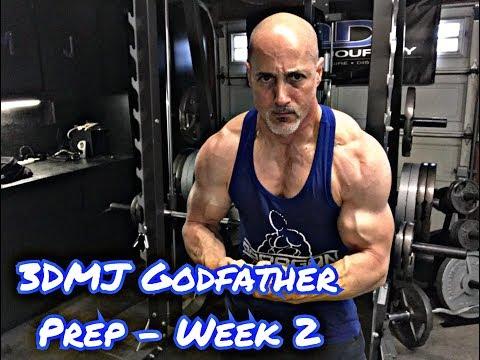 Godfather - 2018 Prep - Week 2