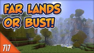 Minecraft Far Lands or Bust - #717 - Farlander Reacts